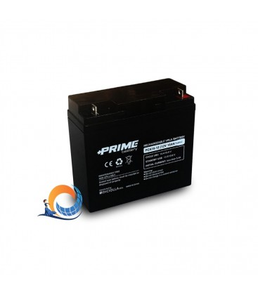 Batteria 18Ah 12V Prime Deep Cycle