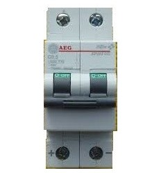 Automatic Magnetothermic Switch B 63A/DC