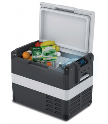 Portable freezer 65l with digital thermostat - 12/24 V
