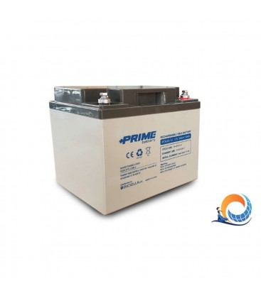 38Ah 12V Deep Cycle Prime Battery