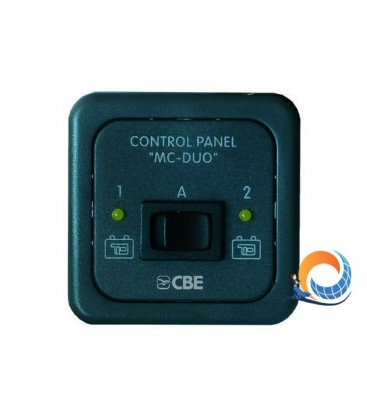 CBE Battery Duo System remote control