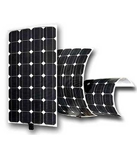 Flexible PV panels