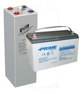 Batterie al Piombo (AGM, GEL)