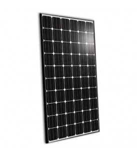 Photovoltaic panels with frame